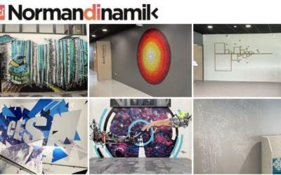 Normandinamik – avec Catch Arts, faire de l'art une source d'épanouissement de ses collaborateurs